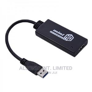 Display Extender 1080p Mini HD Video USB 3.0 to HDMI Adapter | Computer Accessories  for sale in Abuja (FCT) State, Wuse