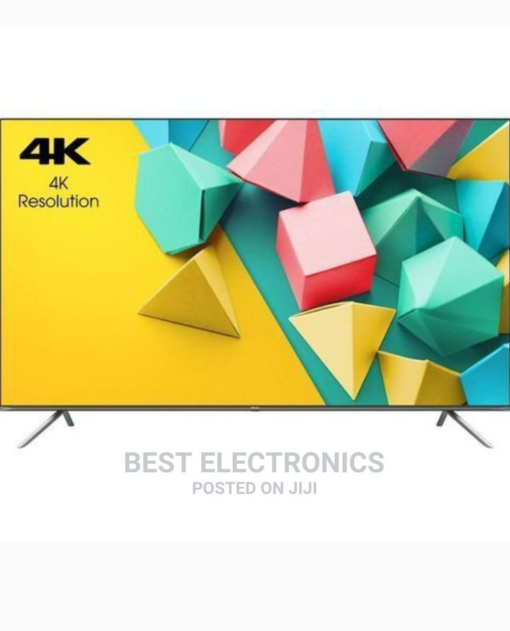Hisense 85inches 4K UHD Smart LED TV + Free Wall Bracket