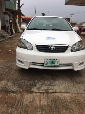 Toyota Corolla 2007 S White   Cars for sale in Oyo State, Ibadan