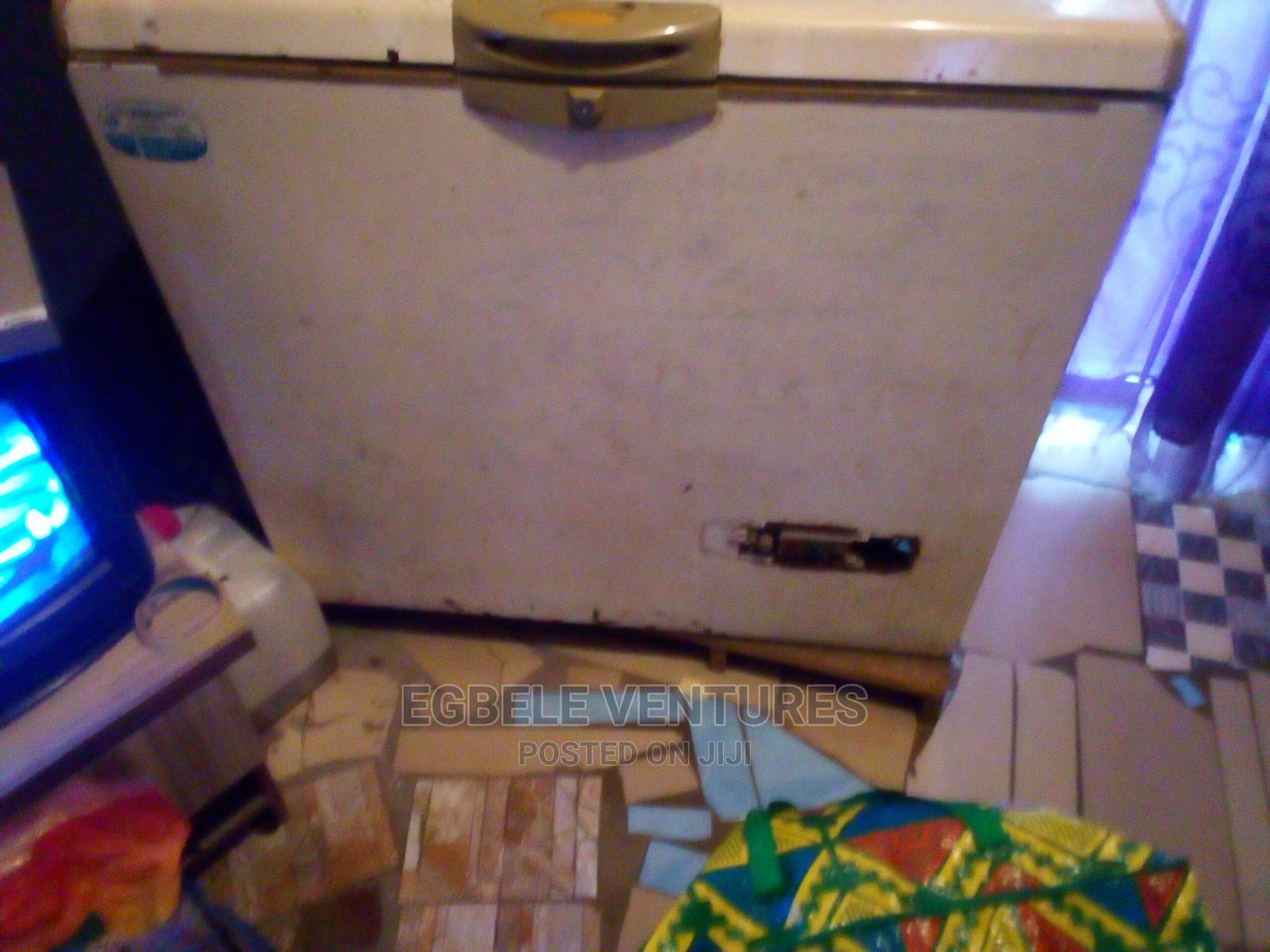 Archive: 300 Liters Deep Freezer