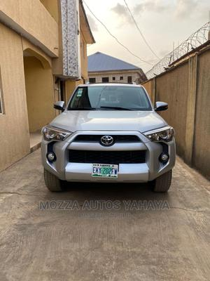 Toyota 4-Runner 2017 Silver | Cars for sale in Lagos State, Ikotun/Igando