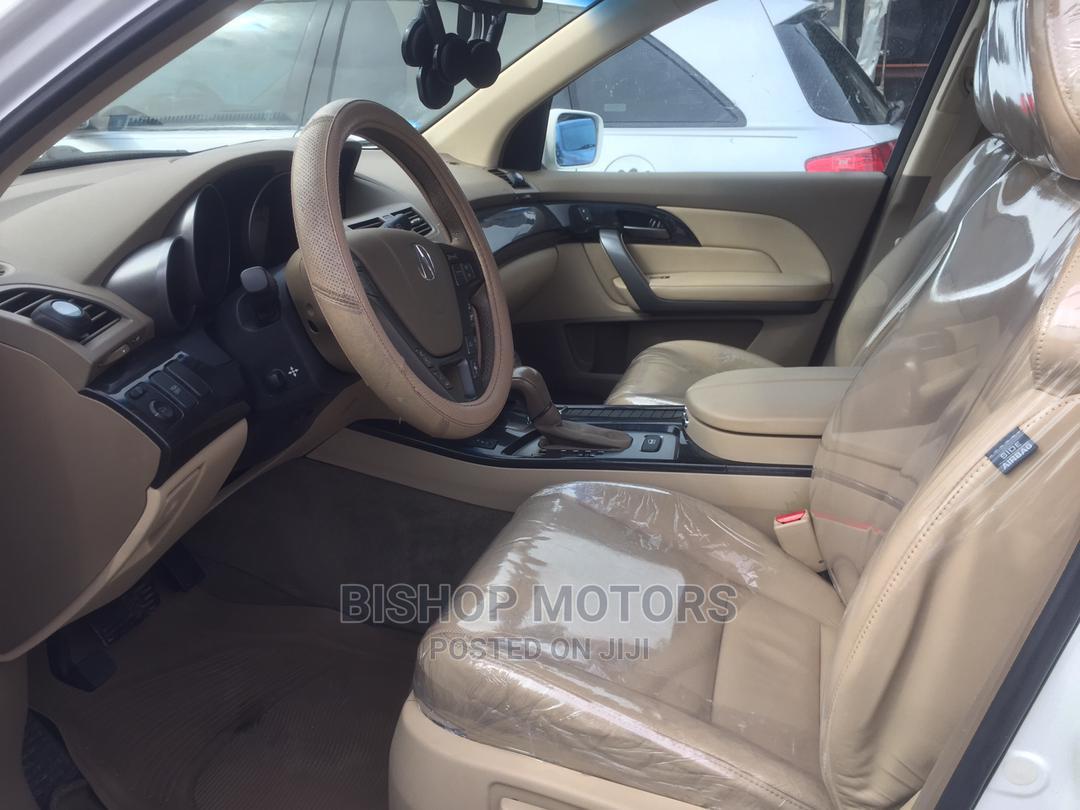 Acura MDX 2009 White | Cars for sale in Amuwo-Odofin, Lagos State, Nigeria