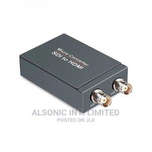 3G Sdi to HDMI Converter Adapter Mini 3G HD Sdi to HDMI Conv   Computer Accessories  for sale in Abuja (FCT) State, Wuse