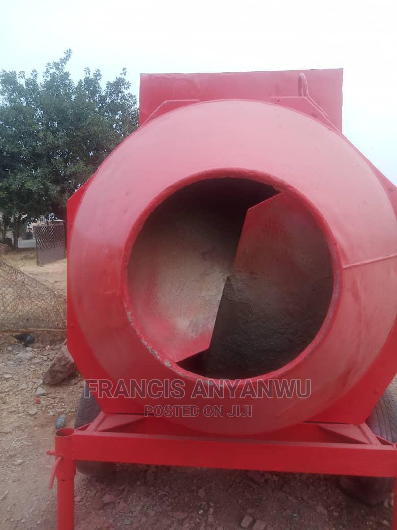 Archive: Silla Self Loading Concrete Mixer