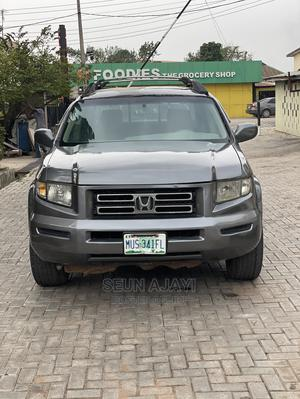 Honda Ridgeline 2007 Gray   Cars for sale in Oyo State, Ibadan