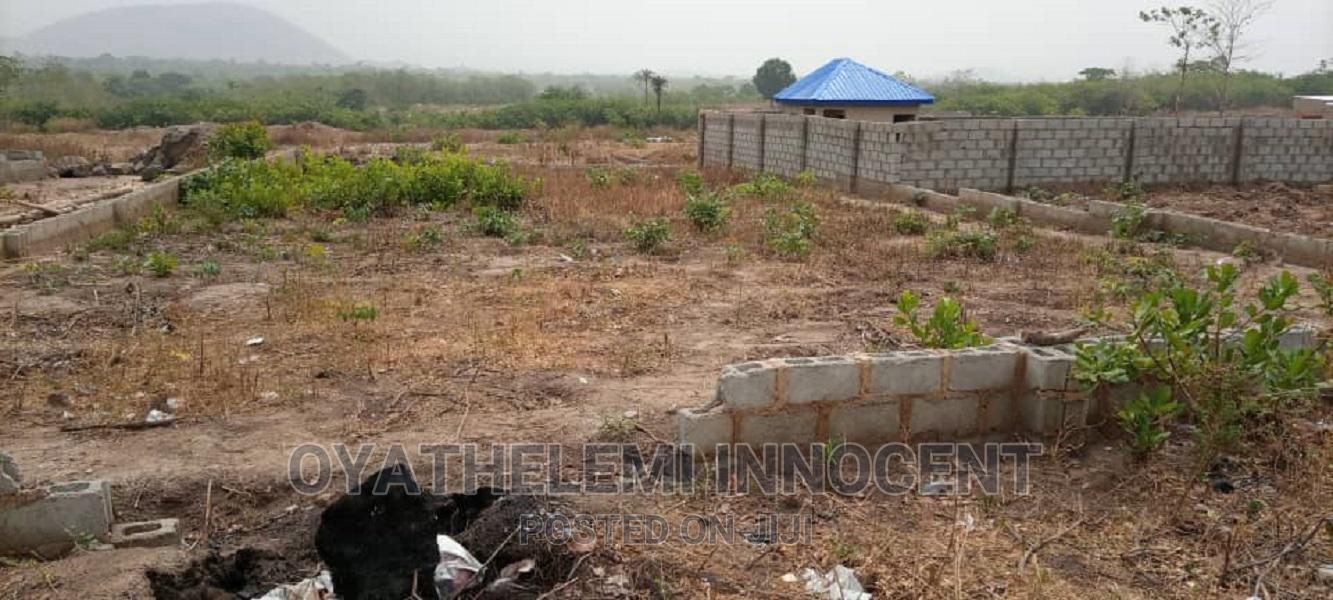 110x55ft (450sqm) Village Land for Sale at Kubwa Abuja.