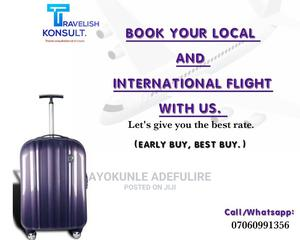 Flight Ticket Reservations | Other Services for sale in Lagos State, Yaba