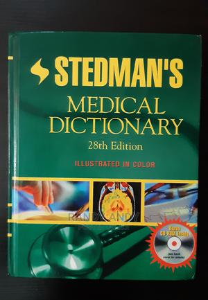 Stedman's Medical Dictionary   Books & Games for sale in Rivers State, Port-Harcourt