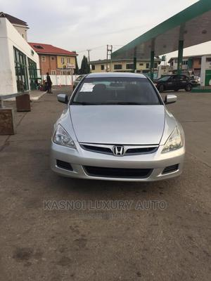 Honda Accord 2007 Silver | Cars for sale in Lagos State, Ajah