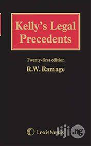 Kelly's Legal Precedents 21st Edition (With Cd-Rom)   Books & Games for sale in Lagos State, Surulere