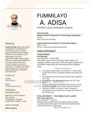 Professional Done CV, Guaranteed to Get You a Job | Recruitment Services for sale in Lagos State, Ikeja