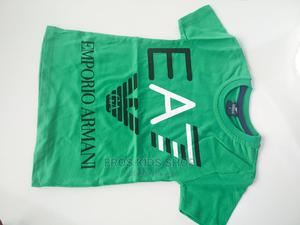 Armani Round Neck Top for Kids | Children's Clothing for sale in Ondo State, Akure