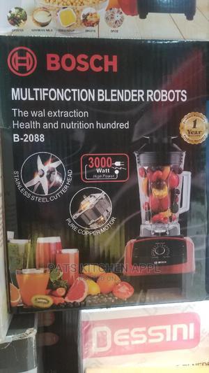 Bosch Commercial Blender 3000W   Kitchen Appliances for sale in Lagos State, Lagos Island (Eko)