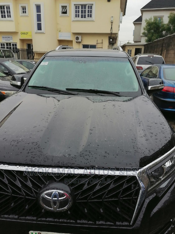 Archive: Toyota Land Cruiser Prado 2010 GXL Black
