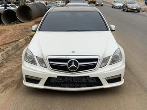 Mercedes-Benz E63 2012 White | Cars for sale in Abuja (FCT) State, Gwarinpa