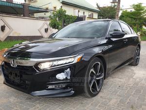 Honda Accord 2019 Black | Cars for sale in Lagos State, Apapa