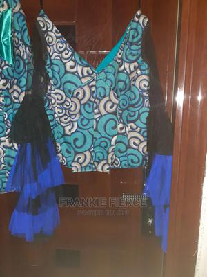 Ankara Top and Skirt Size 10/12 (UK) M/L | Clothing for sale in Rivers State, Port-Harcourt