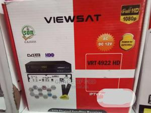 Viewsat Full HD Decoder 4922 | Accessories & Supplies for Electronics for sale in Lagos State, Ikeja