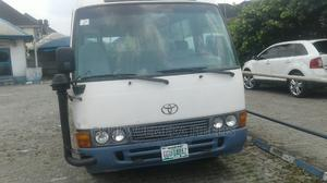 Toyota Coaster 2012 White   Buses & Microbuses for sale in Rivers State, Obio-Akpor