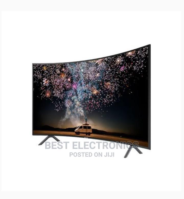 "Samsung 55"" UHD 4K Curved Smart TV TU8300- 2020 MODEL"