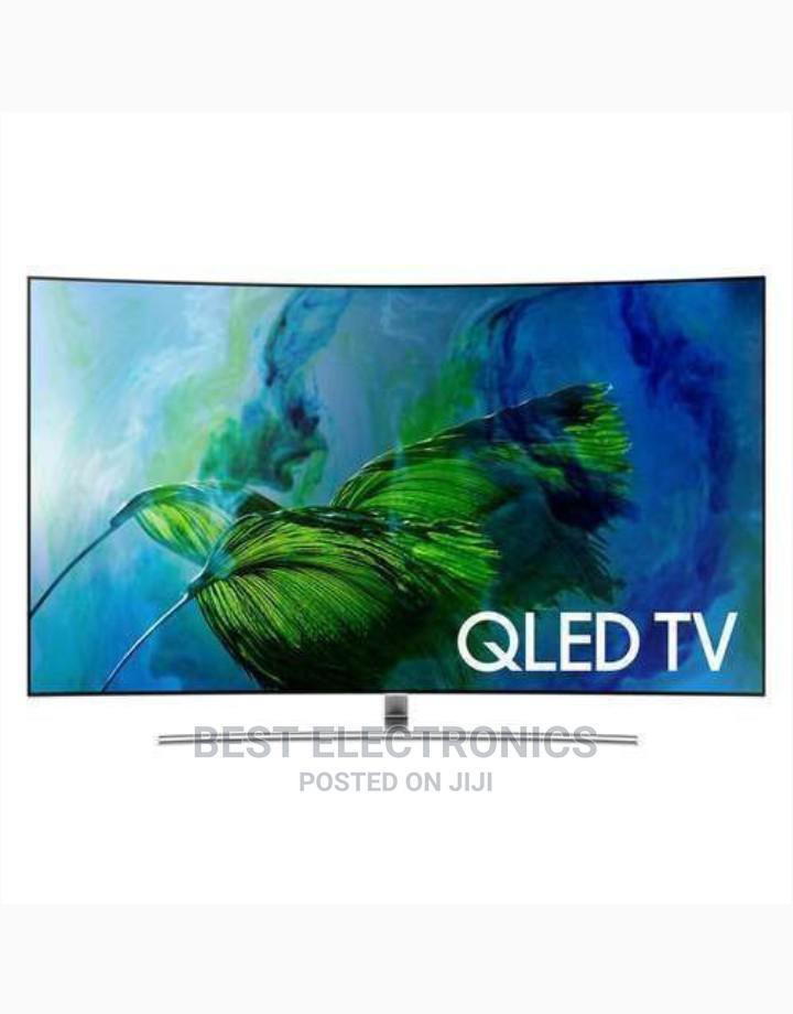 Samsung 65inch Q8C Curved QLED Class HDR+ Smart UHD TV
