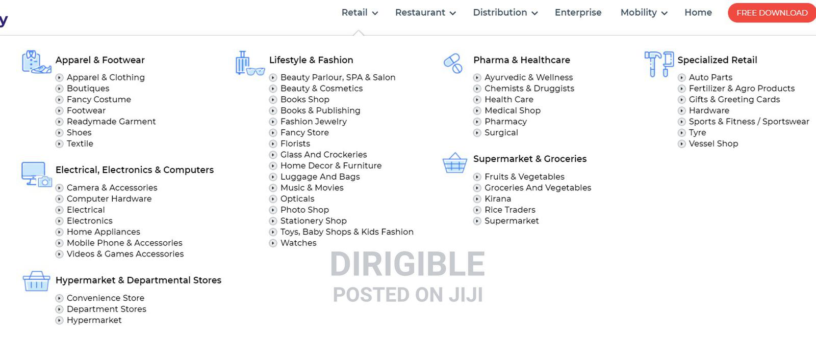 Gofrugal POS Software For Retail,Restaurant,Distributions