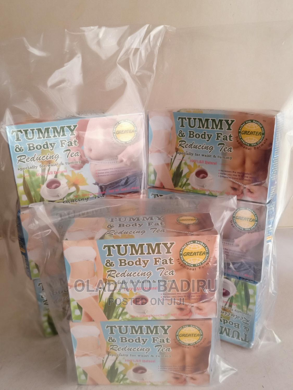 Tummy and Body Fat Reducing Tea