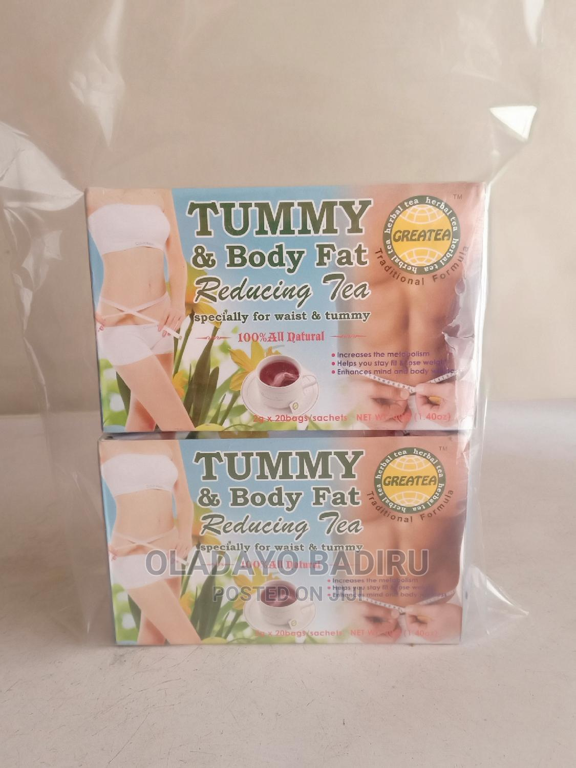 Tummy and Body Fat Reducing Tea | Meals & Drinks for sale in Agege, Lagos State, Nigeria