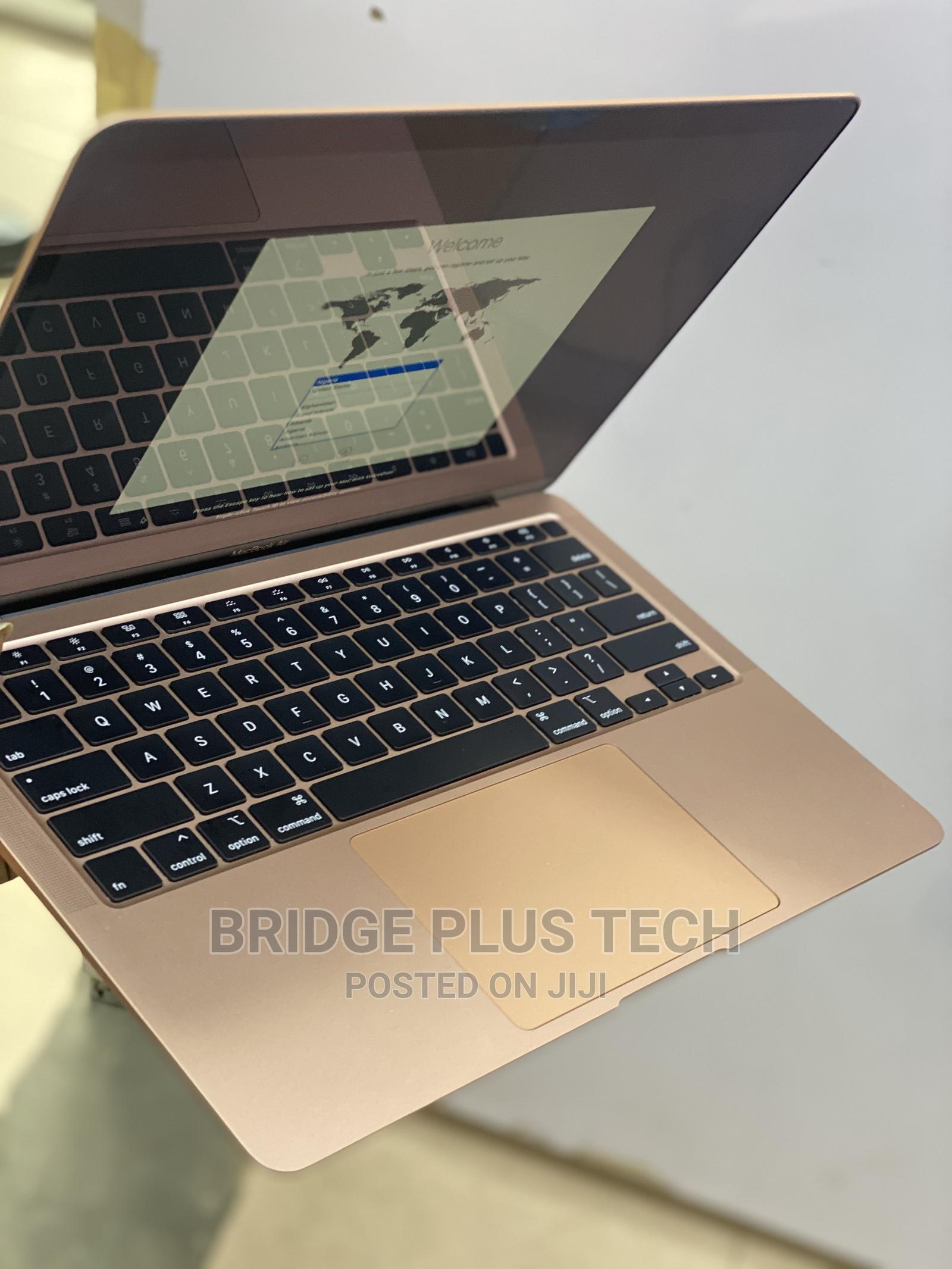 Laptop Apple MacBook Air 2020 8GB Intel Core I3 SSD 256GB