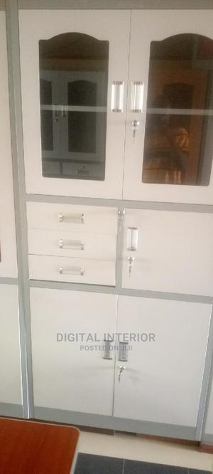 High Quality Metal Book Shelves | Furniture for sale in Lagos State, Ikeja