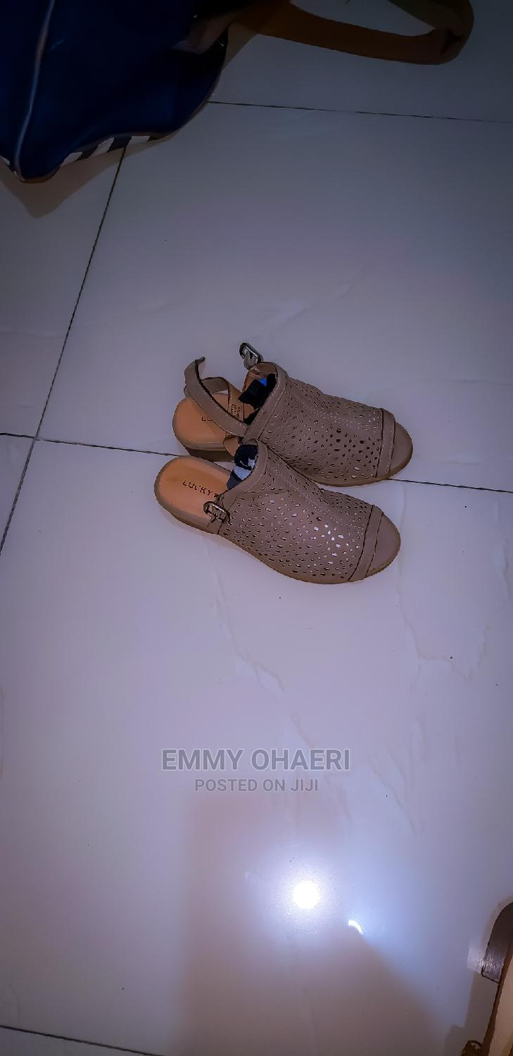 Baby Suede Sandal For Sale | Children's Shoes for sale in Port-Harcourt, Rivers State, Nigeria