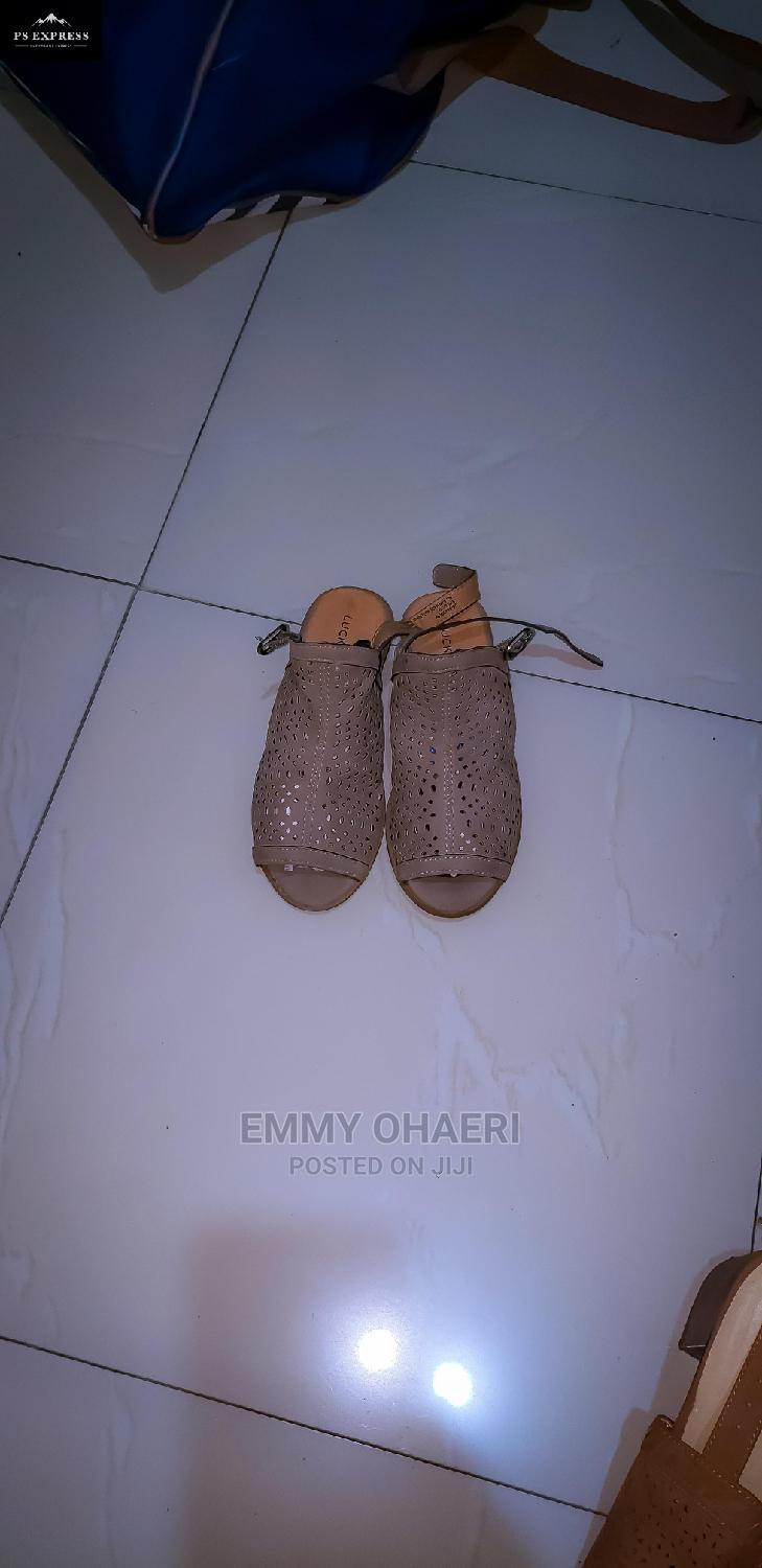 Baby Suede Sandal For Sale