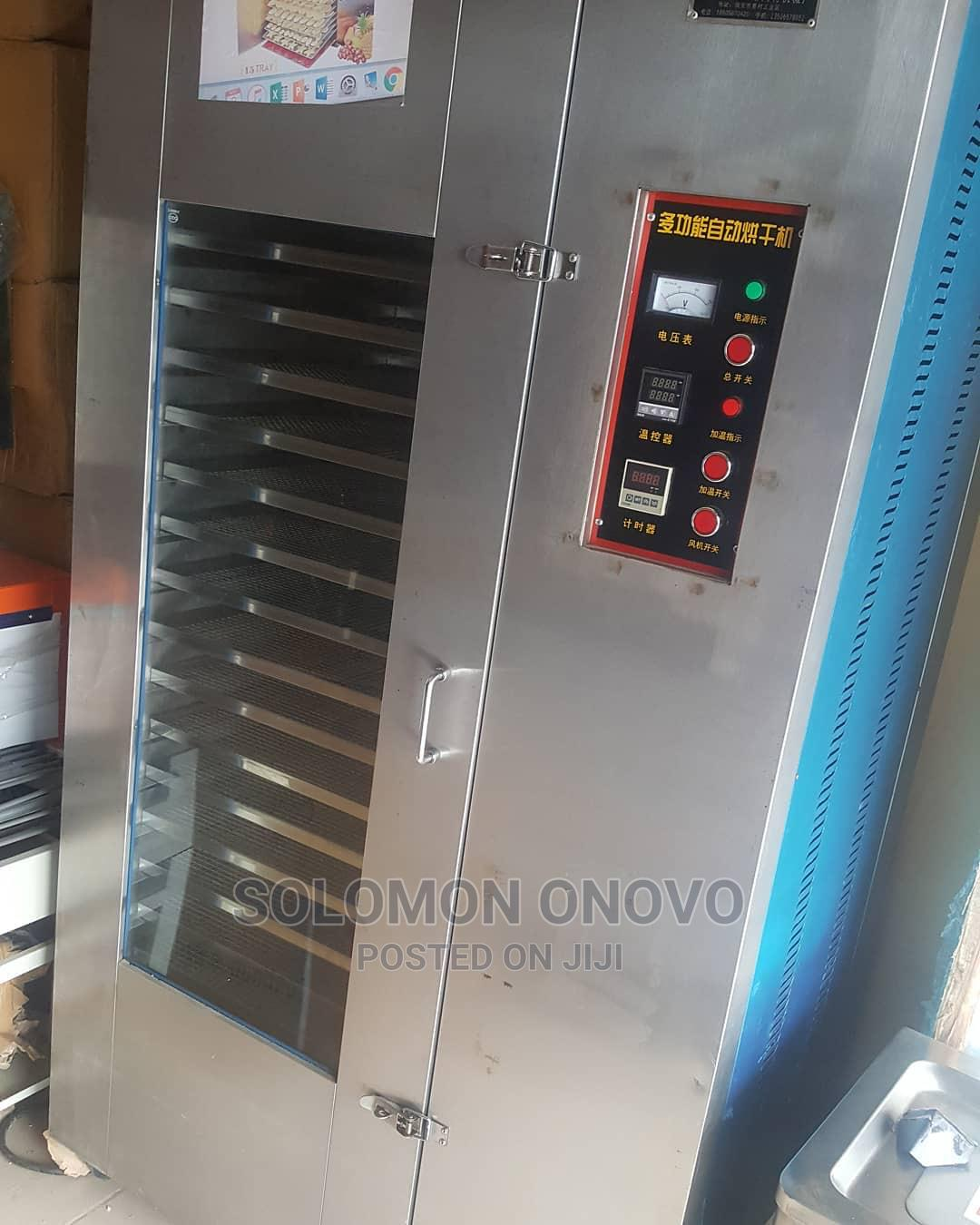 100kg Food Dryer / Dehydrator