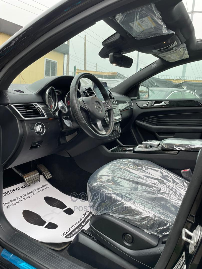 Archive: Mercedes-Benz GLE-Class 2018 Black