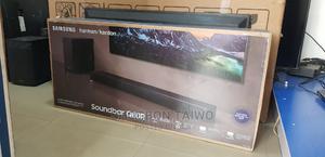 Brand New Samsung Harman Kardon Q80R Sound Bar | Audio & Music Equipment for sale in Lagos State, Alimosho