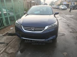 Honda Accord 2014 Blue | Cars for sale in Lagos State, Surulere