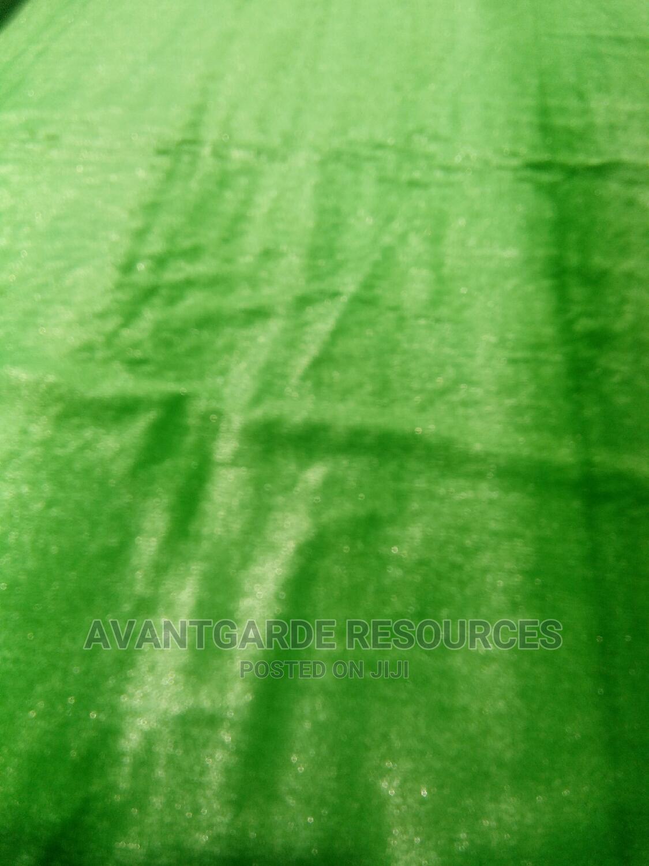 Green Grass Rug at Eko Atlantic