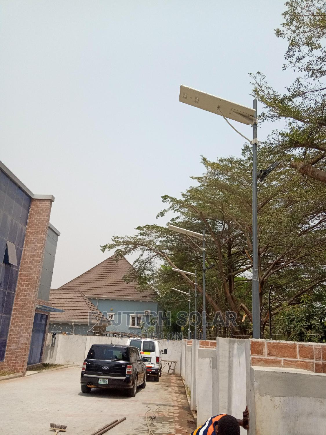 40w 40w All in One Solar Street Light + Pole | Solar Energy for sale in Lokogoma, Abuja (FCT) State, Nigeria