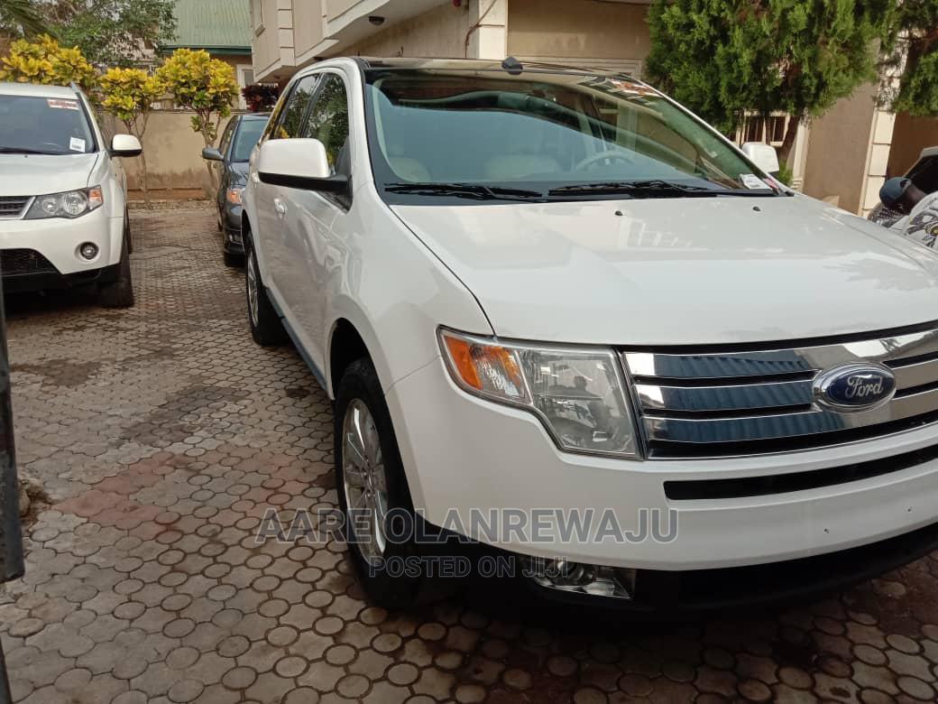Ford Edge 2010 White