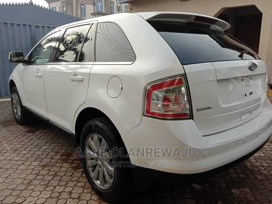 Ford Edge 2010 White | Cars for sale in Magodo, Lagos State, Nigeria