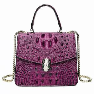 Purple Female Leather Handbag   Bags for sale in Lagos State, Ojodu