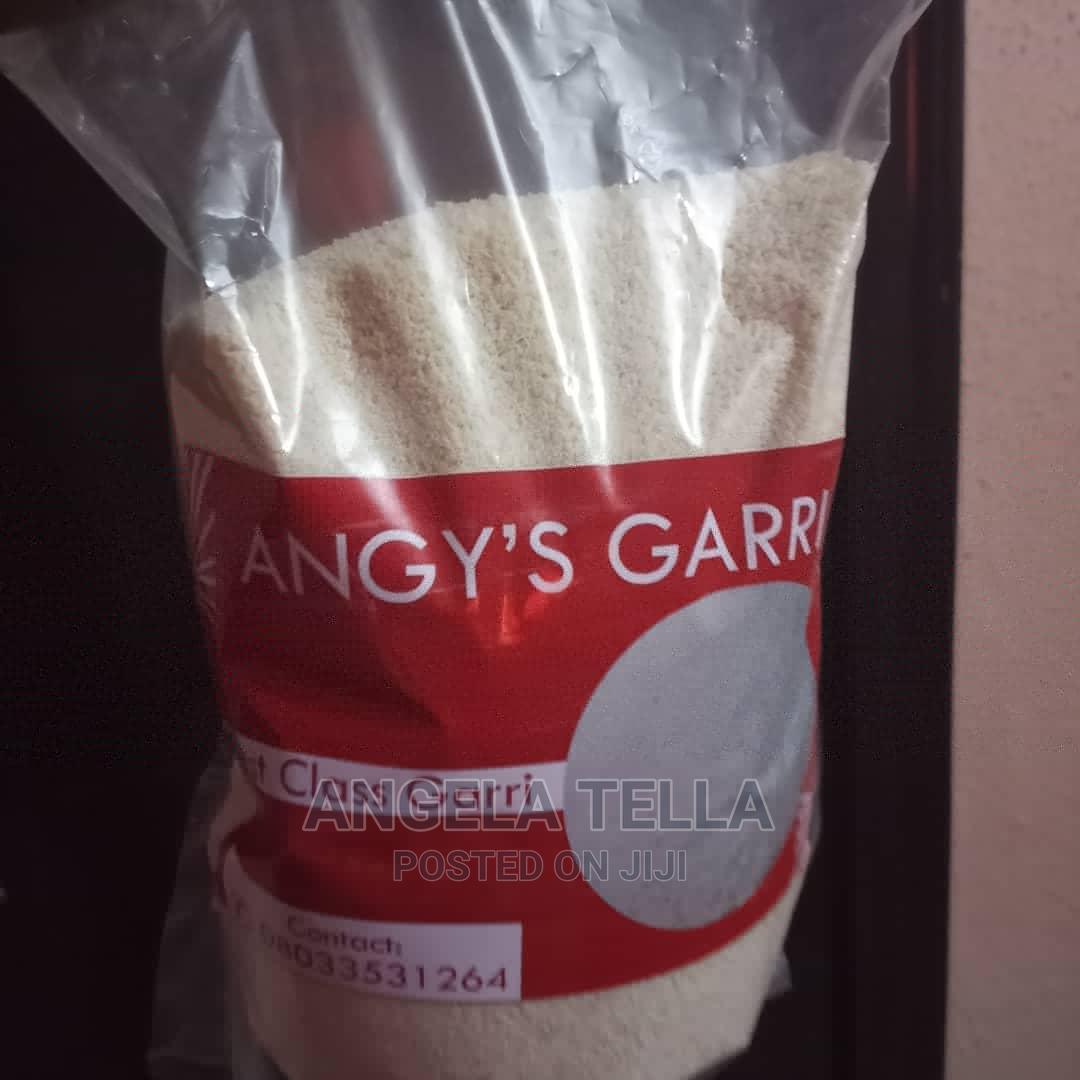 Archive: Angy's Garri ( Ijebu Garri)