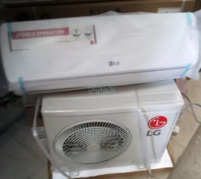 Brand New LG 1.5hp Air Conditioner Copper 2yrs Warranty