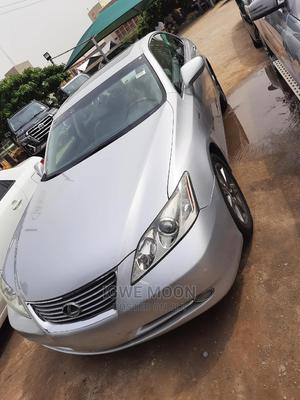 Lexus ES 2009 350 Silver | Cars for sale in Abuja (FCT) State, Central Business District