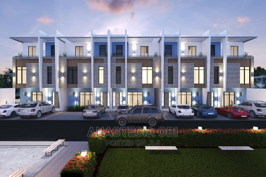 4 Bedroom Terrace Duplex and BQ With 30% Initial Deposit