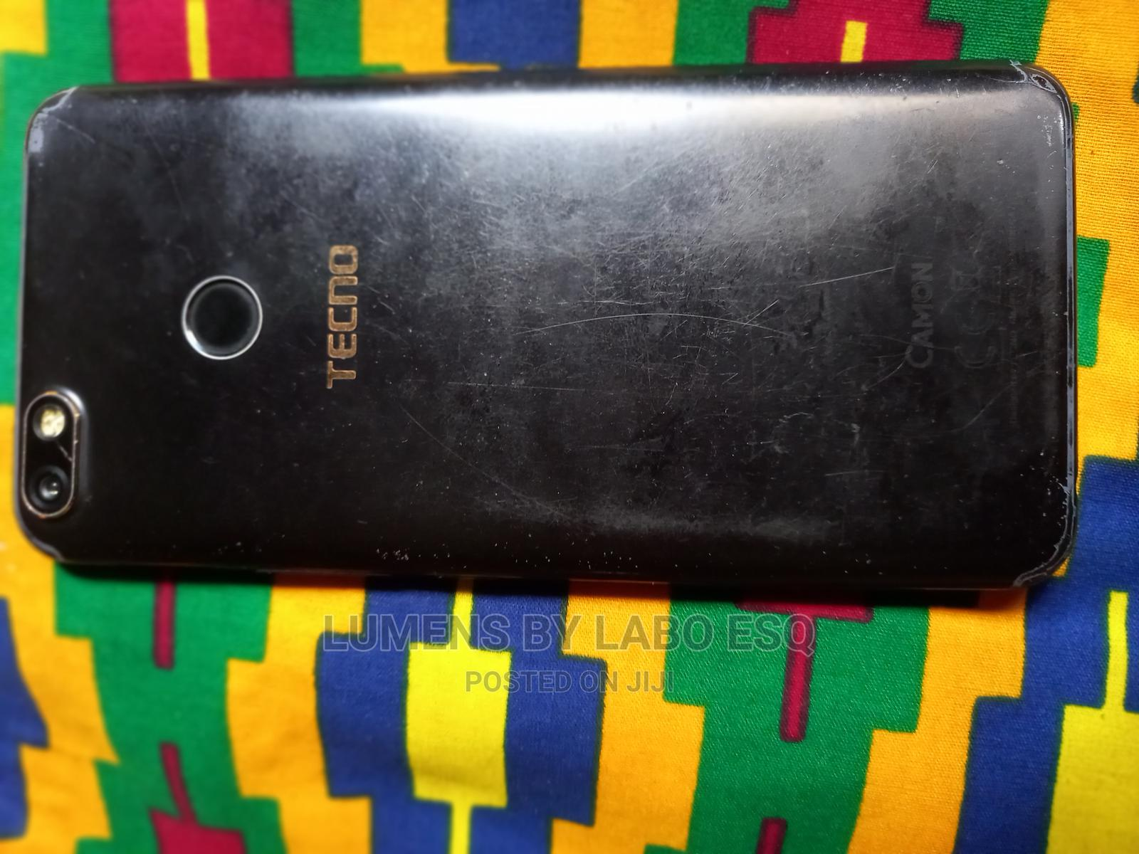 Archive: Tecno Camon X 16 GB Black