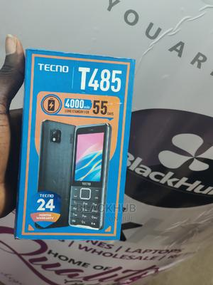 New Tecno T484 Black | Mobile Phones for sale in Lagos State, Ikeja