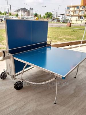 Heavy Duty American Fitness Outdoor Tennis Board | Sports Equipment for sale in Rivers State, Port-Harcourt