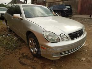 Lexus GS 2002 Silver   Cars for sale in Lagos State, Ogba