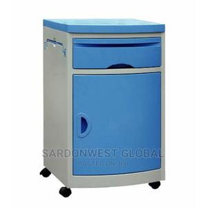 Hospital Plastic Bedside Cabinet | Medical Supplies & Equipment for sale in Oyo State, Ibadan